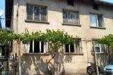 Двуетажна къща за продажба в гр. Рила строителство гредоред