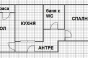 Двустаен апартамент на 2-ри етаж в панелен блок - кв. Еленово