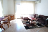 Обзаведен двустаен апартамент под наем в близост до Алеята на здравето
